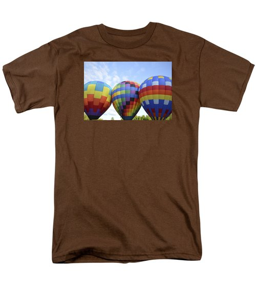 Do We Chance It? Men's T-Shirt  (Regular Fit) by Linda Geiger