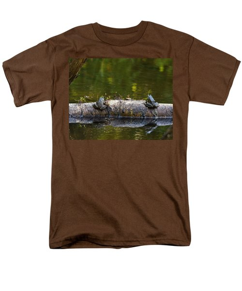 Don't You Love Mornings Like This Men's T-Shirt  (Regular Fit) by Susan Capuano