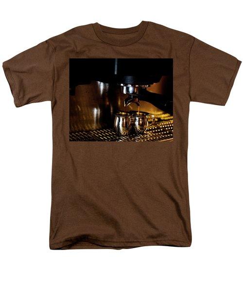 Double Shot Of Espresso 2 Men's T-Shirt  (Regular Fit)