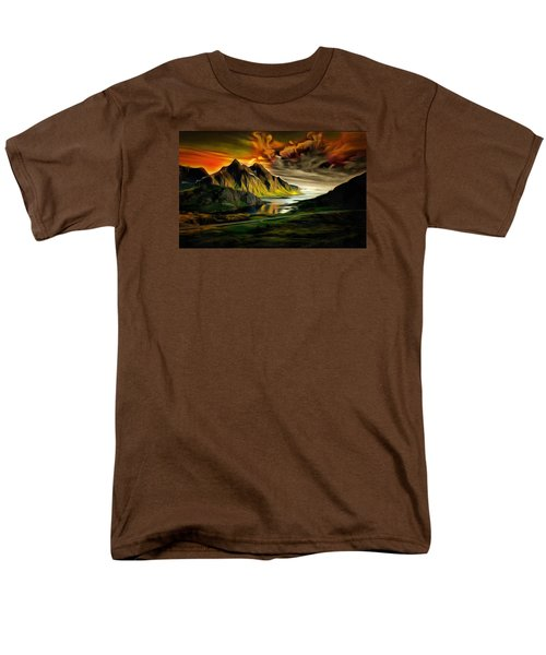 Dramatic Skies Men's T-Shirt  (Regular Fit) by Mario Carini