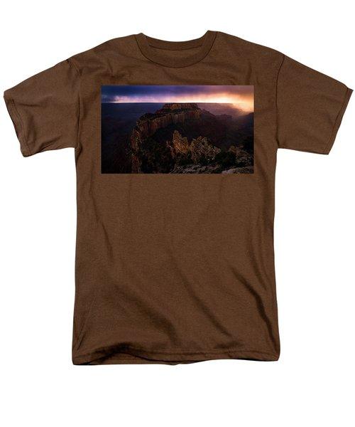 Dramatic Throne Men's T-Shirt  (Regular Fit) by Bjorn Burton