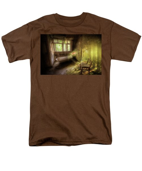 Dream Bathtime Men's T-Shirt  (Regular Fit) by Nathan Wright