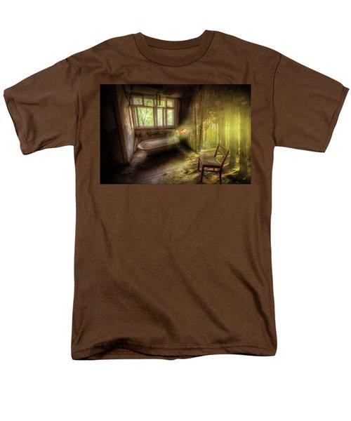 Men's T-Shirt  (Regular Fit) featuring the digital art Dream Bathtime by Nathan Wright