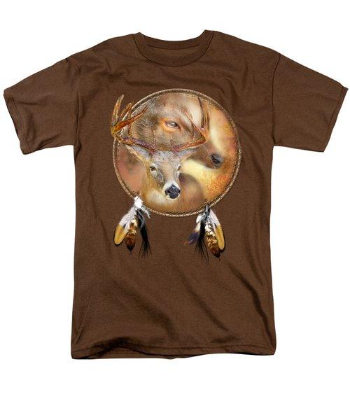 Dream Catcher - Autumn Deer Men's T-Shirt  (Regular Fit)