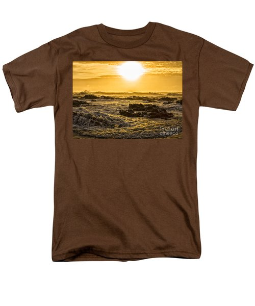 Edge Of The World Men's T-Shirt  (Regular Fit) by Billie-Jo Miller