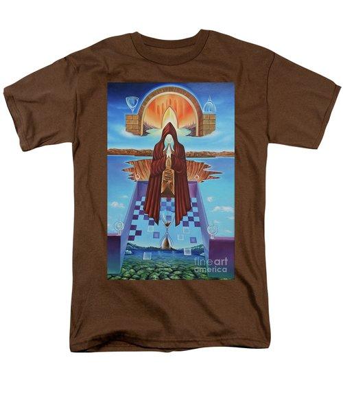 El Camino De La Luz Men's T-Shirt  (Regular Fit)