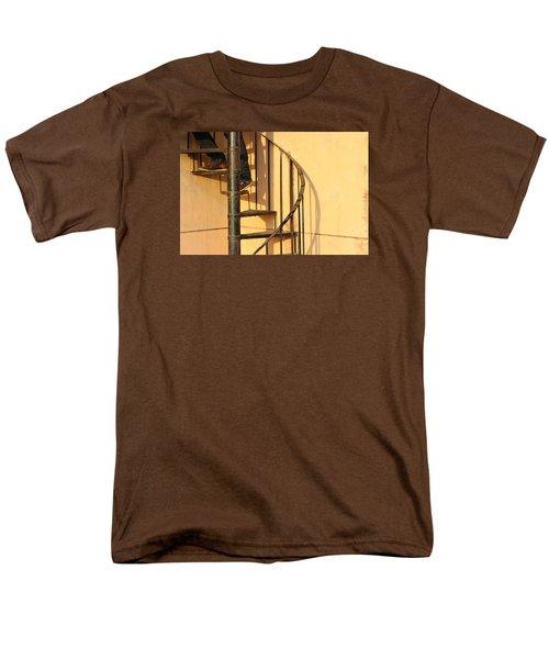 Men's T-Shirt  (Regular Fit) featuring the photograph En Route by Prakash Ghai