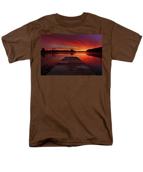 Endless Possibilities Men's T-Shirt  (Regular Fit) by Rob Blair