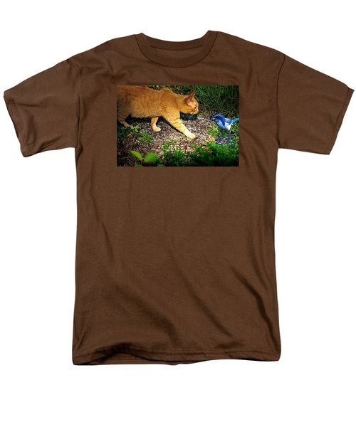 Men's T-Shirt  (Regular Fit) featuring the photograph Eye To Eye by Nick Kloepping