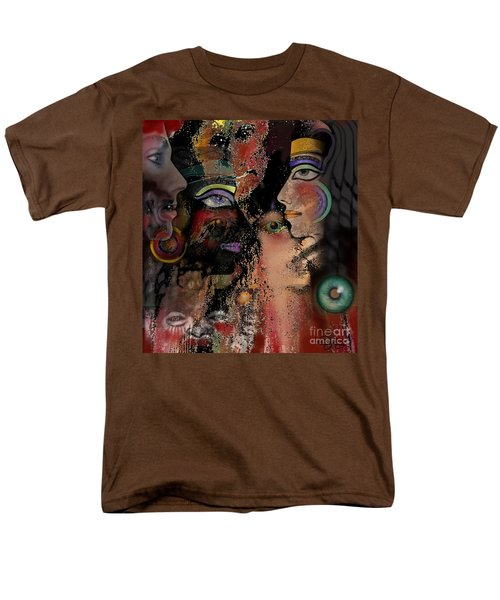 Face Men's T-Shirt  (Regular Fit) by Carol Jacobs