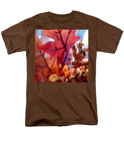 Fall Colors # 6059 Men's T-Shirt  (Regular Fit) by Barbara Tristan