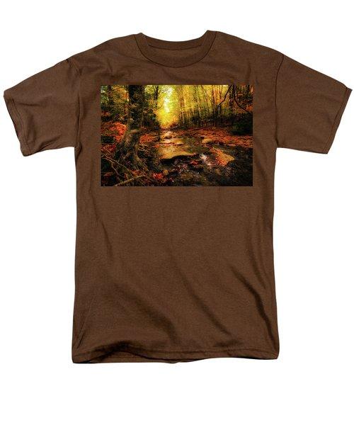 Fall Dreams Men's T-Shirt  (Regular Fit) by Robert Clifford