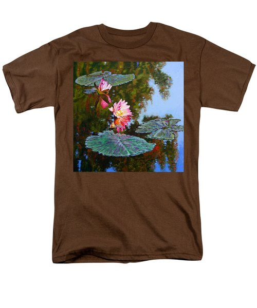 Fall Glow Men's T-Shirt  (Regular Fit) by John Lautermilch