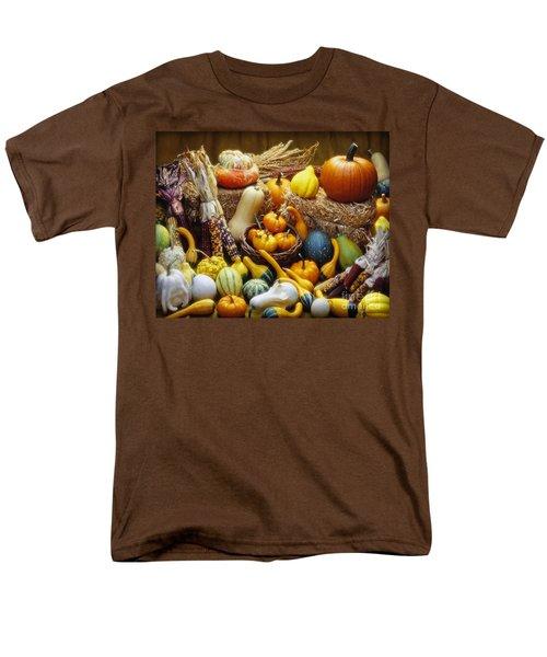 Fall Harvest Men's T-Shirt  (Regular Fit) by Martin Konopacki