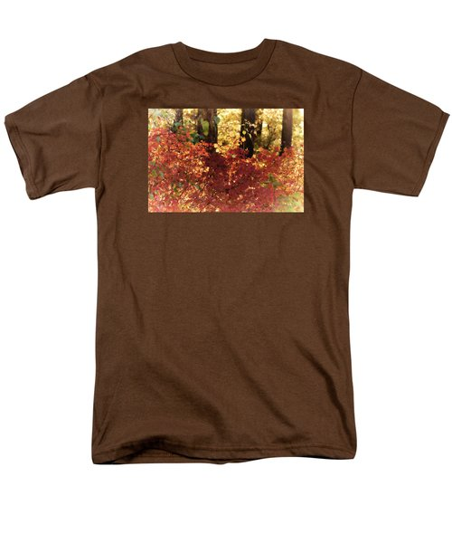 Fall Men's T-Shirt  (Regular Fit) by Loni Collins