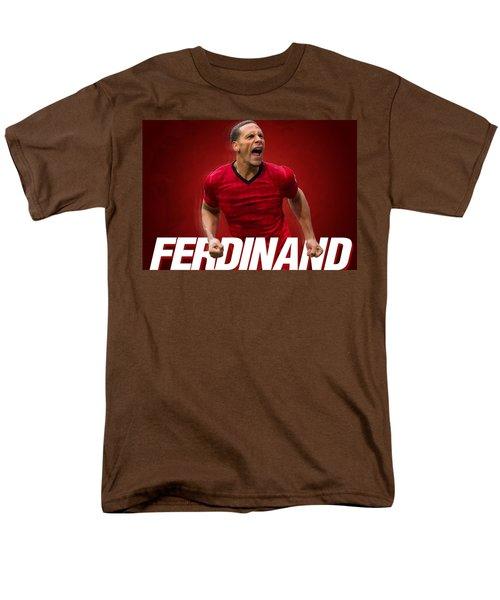 Ferdinand Men's T-Shirt  (Regular Fit) by Semih Yurdabak