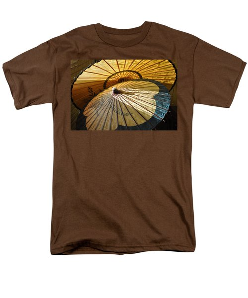 Filtered Light Men's T-Shirt  (Regular Fit) by Jan Amiss Photography