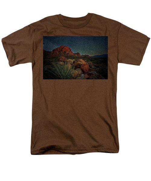 flight AM Men's T-Shirt  (Regular Fit) by Mark Ross