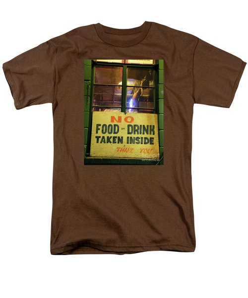 Men's T-Shirt  (Regular Fit) featuring the photograph Floores Country Store And Dance Hall by Joe Jake Pratt