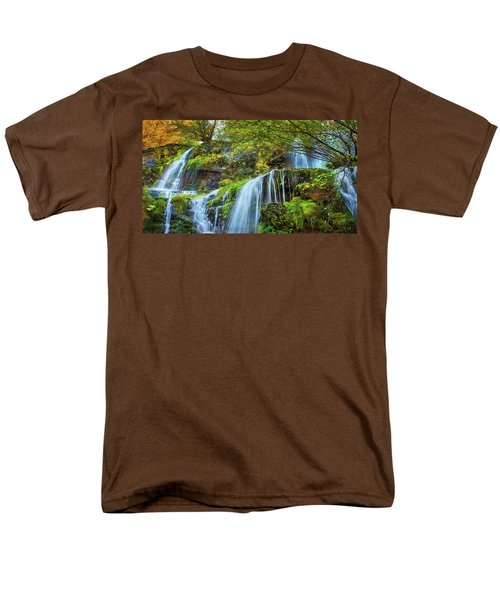 Flow Men's T-Shirt  (Regular Fit)