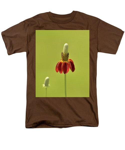 Flower  Men's T-Shirt  (Regular Fit) by Nancy Landry