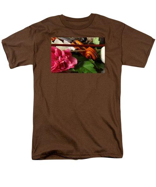 Flower Song Men's T-Shirt  (Regular Fit) by Robert Och