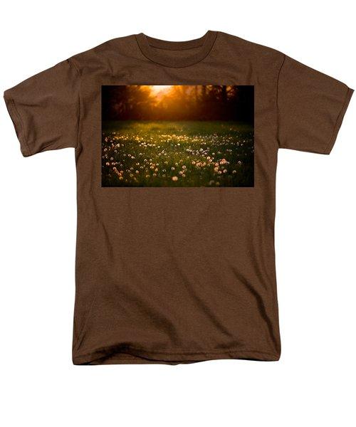 Flowers  Men's T-Shirt  (Regular Fit) by Evgeny Vasenev