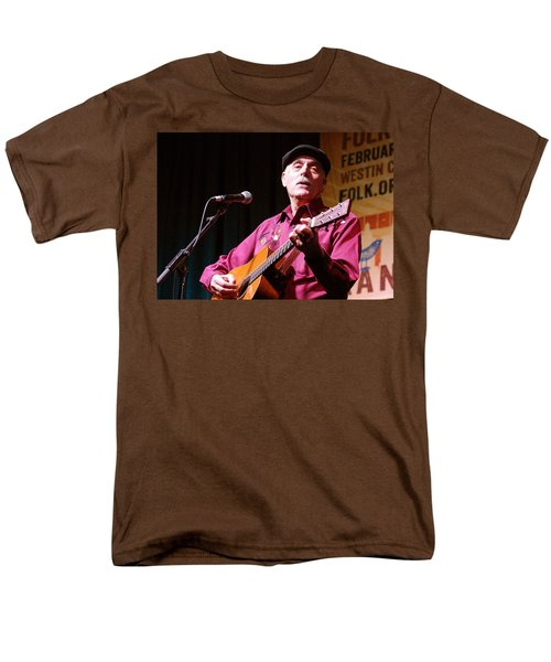 Folk Alliance 2014 Men's T-Shirt  (Regular Fit) by Jim Mathis