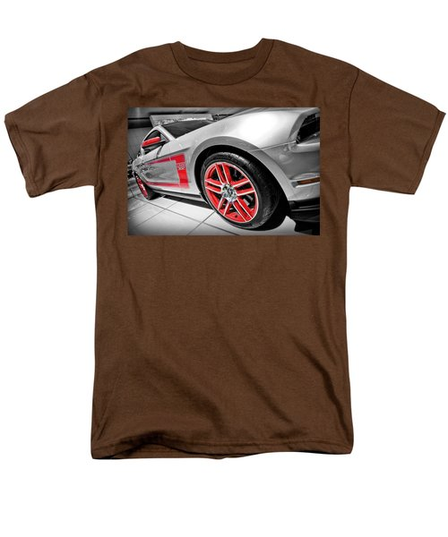 Ford Mustang Boss 302 Men's T-Shirt  (Regular Fit) by Gordon Dean II