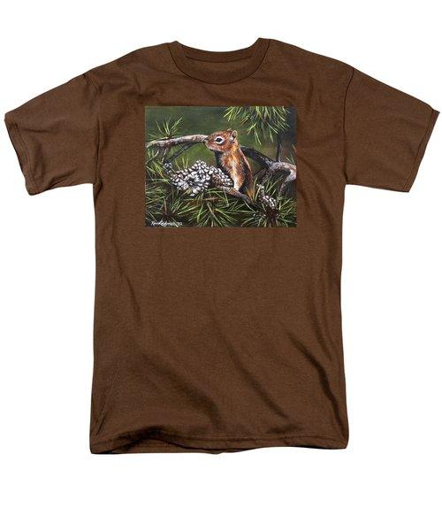 Forest Friend Men's T-Shirt  (Regular Fit) by Kim Lockman