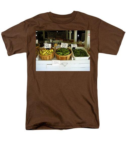 Fresh Produce Men's T-Shirt  (Regular Fit) by Flavia Westerwelle