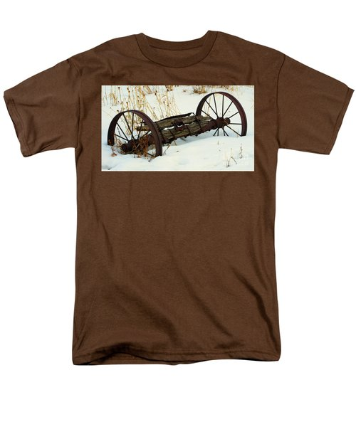 Frozen In Time Men's T-Shirt  (Regular Fit) by Janice Westerberg