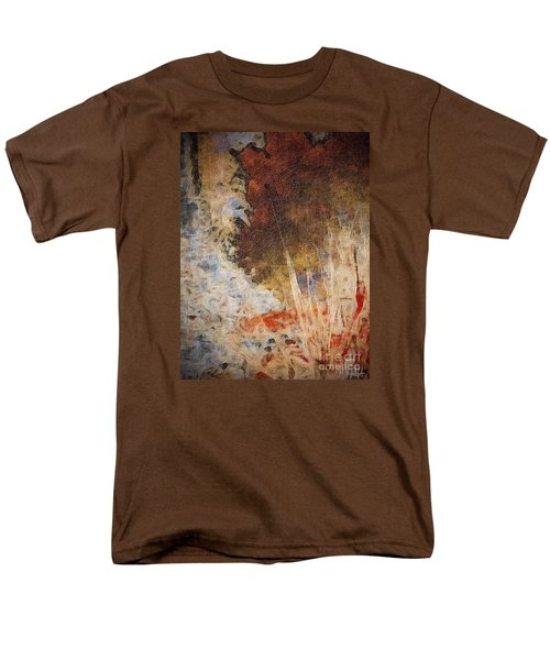 Men's T-Shirt  (Regular Fit) featuring the photograph Fun By The Lake by William Wyckoff