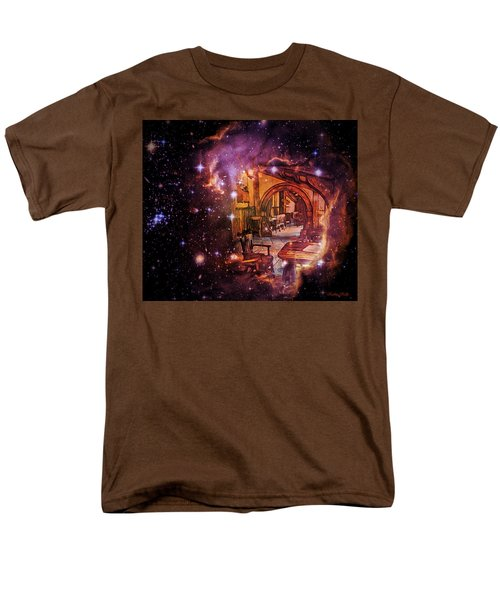 Galaxy Quest Men's T-Shirt  (Regular Fit) by Kathy Kelly