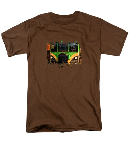 Galloping Goose Men's T-Shirt  (Regular Fit) by Thom Zehrfeld