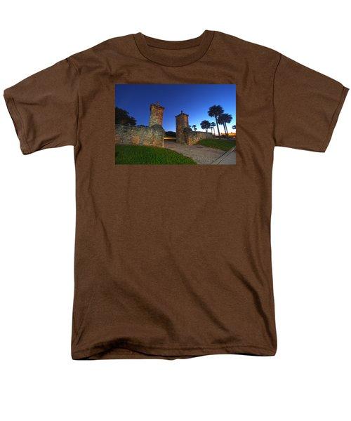 Gates Of The City Men's T-Shirt  (Regular Fit) by Robert Och