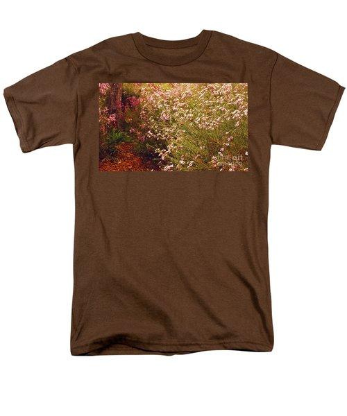 Geraldton Wax Shades Men's T-Shirt  (Regular Fit) by Cassandra Buckley