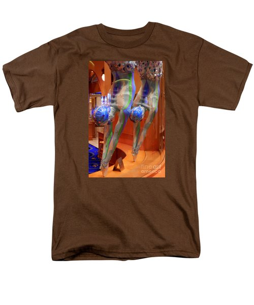Get Set Go Men's T-Shirt  (Regular Fit)