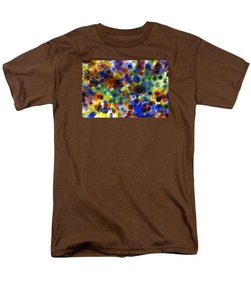 Glass Ceiling Men's T-Shirt  (Regular Fit) by Sandy Molinaro
