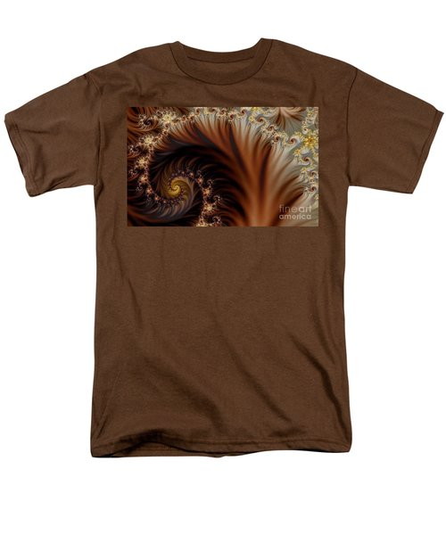 Gold In Them Hills Men's T-Shirt  (Regular Fit) by Clayton Bruster