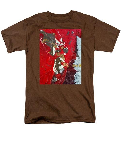 gold inhaling Jaffar Men's T-Shirt  (Regular Fit) by Gyula Julian Lovas