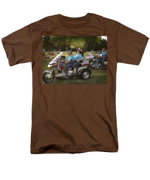 Green Sunglasses Men's T-Shirt  (Regular Fit) by John Hansen
