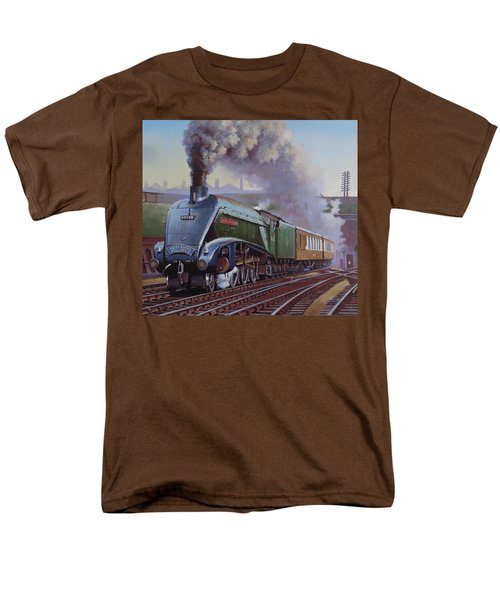 Gresley Pacific A4 Class. Men's T-Shirt  (Regular Fit) by Mike  Jeffries