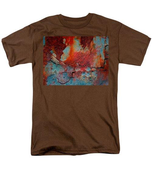 Gutters That Speak  Men's T-Shirt  (Regular Fit) by Jerry Cordeiro