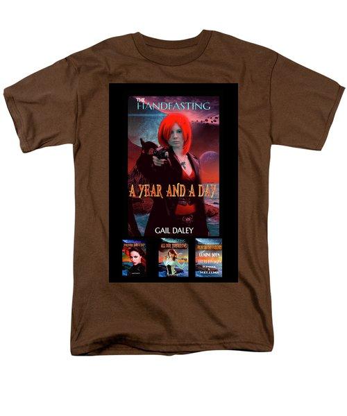 Handfasting Poster Men's T-Shirt  (Regular Fit)