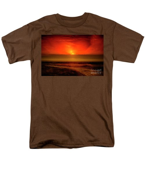 Happy New Year Men's T-Shirt  (Regular Fit) by Pravine Chester