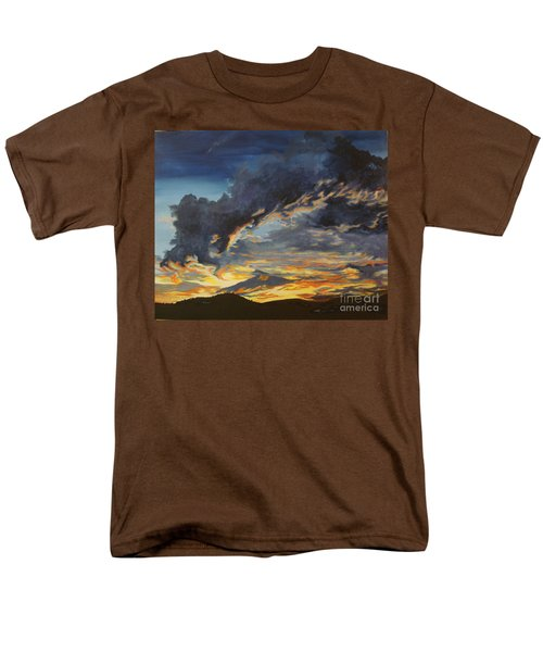 Hawcreek 7.11 Men's T-Shirt  (Regular Fit) by Stuart Engel