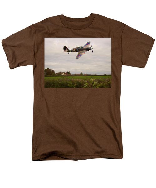 Hawker Hurricane -1 Men's T-Shirt  (Regular Fit) by Paul Gulliver