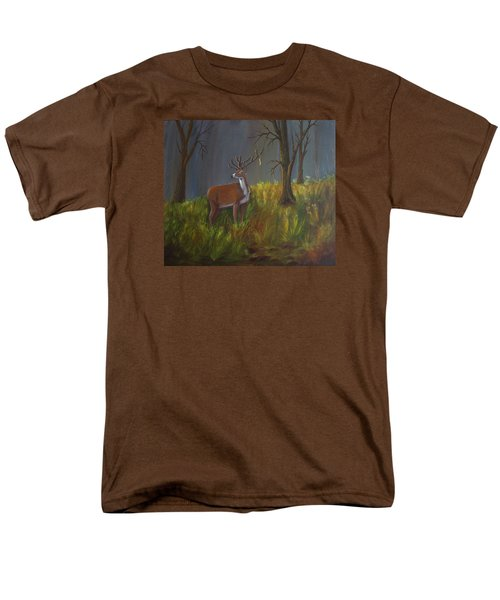 He Who Holds The Key Men's T-Shirt  (Regular Fit)