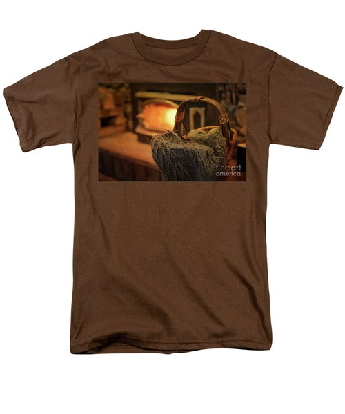 Hearth And Home Men's T-Shirt  (Regular Fit) by Nicki McManus